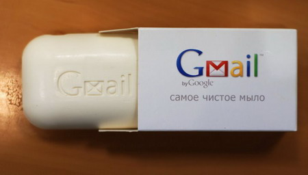 صابون گوگل