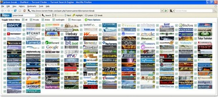 Torrent Finder Toolbar جستجو در 180 سايت تورنت
