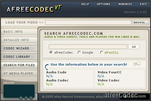 afreeCodecVT